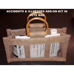 Aromatherapy Accident & Illnesses Add-on Kit
