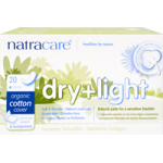 Dry & Light Incontinence Pads by Natracare