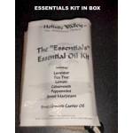 Aromatherapy Essentials Kit