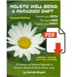 Holistic Well-being: A Paradigm Shift (Second Edition) PDF Version