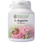 L-Arginine 500mg x 90 capsules