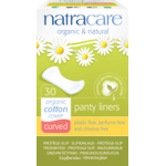 Curved Panty Liners by Natracare