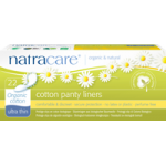 Ultra Thin Panty Liners by Natracare