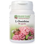 L-Ornithine 500mg x 50 capsules