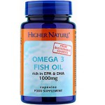 Omega 3 Fish Oil 1000mg (180 caps)