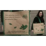 Shop Holistic Jute Shopper Bag (Limited Anniversary Edition!)