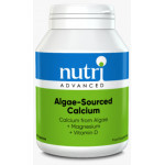 Algae-sourced Calcium by Nutri Advanced (90 caps)