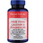 Calcium & Magnesium 1-2-1, True Food