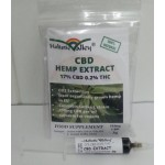 CBD Hemp Extract 17%CBD Paste Syringe  510mg (3g)