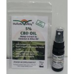 CBD Oil 5% CBD Spray 500mg (10ml)