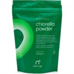 Chlorella Organic Powder by Naturya, 200g