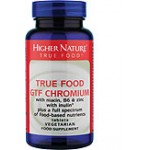 Chromium, True Food