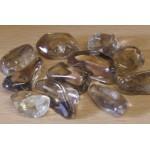 Clear Citrine (Natural) Tumblestone
