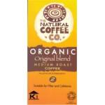 Natural Coffee Co Organic Fair Trade Ground Coffee - BEST BEFORE JAN 2017