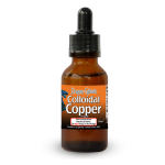 Colloidal Copper (10ppm) 30ml dropper