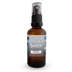 Colloidal Silver (10ppm) 50ml spray