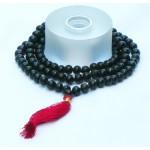 Ebony Mala Beads