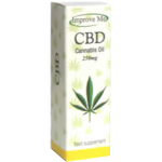 Cannabis 2.5%CBD Oil 250mg (10ml)