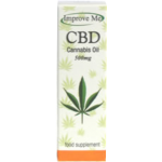 Cannabis CBD Oil 500mg (10ml)