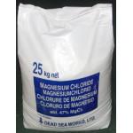 Magnesium Chloride Flakes Dead Sea Origin 25kg Sack