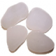 Milky (Snow) Quartz Tumblestone