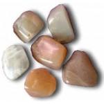 Moonstone Tumblestone (Peach)