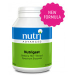Nutri Advanced Nutrigest Digestion Capsules (90 caps)