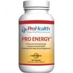 Pro Energy (180 caps) double strength