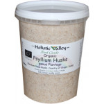 Psyllium Husks, Organically Sourced