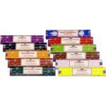 Satya Nag Champa R. Expo Range 12x15g Variety Pack