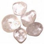Rock (Clear) Quartz Tumblestone