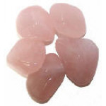 Rose Quartz Tumblestone