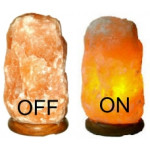 Himalayan Salt Lamp, 5Kg-5.9Kg