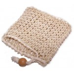 Sisal (Agave) Soap Bag