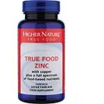 Zinc, True Food