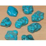 Turquoise Reconstituted Tumblestone (Nugget)