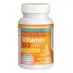 Vitamin D3, 5,000iu with calcium (100 caps)