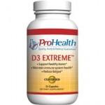 Vitamin D3, Extreme 50,000iu (24 caps)
