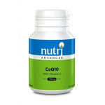 CoQ10, 100mg, by Nutri Advanced (30 caps)