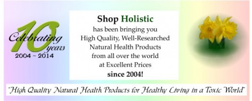 Shop Holistic 10years