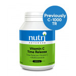 Vitamin C, Time Release by Nutri Advanced (90 caps)